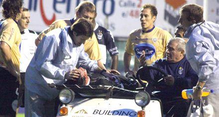 Confían en que el arquero de Atlético Rafaela podrá recuperar algo de visión