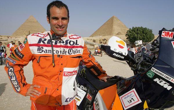 De Gavardo alcanzó la cúspide de su carrera al ganar la Copa del Mundo de Rally en 2001