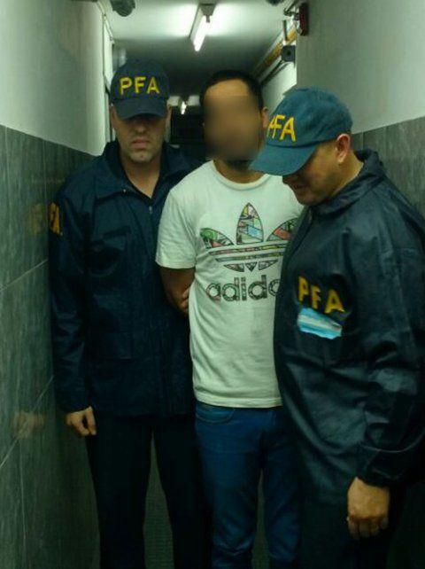 El narco paraguayo lideró un reciente intento de traficar casi media tonelada de droga en una avioneta.