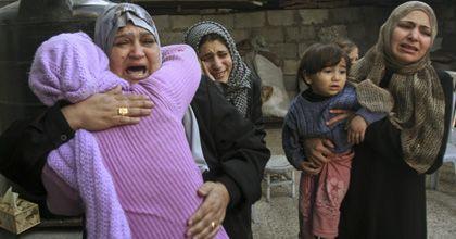 Médicos Sin Fronteras denuncia que civiles de Gaza sufren la extrema violencia