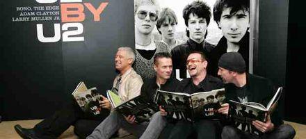 Live Nation firma un contrato de 12 años con U2