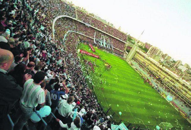 Bombonera del 97. Argentina-Colombia