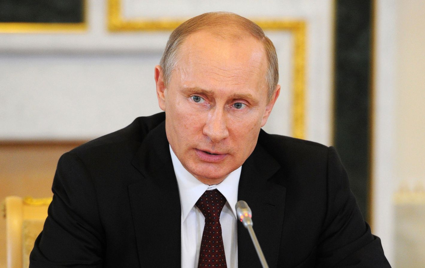 "Vecino. Putin prometió ""respeto""."