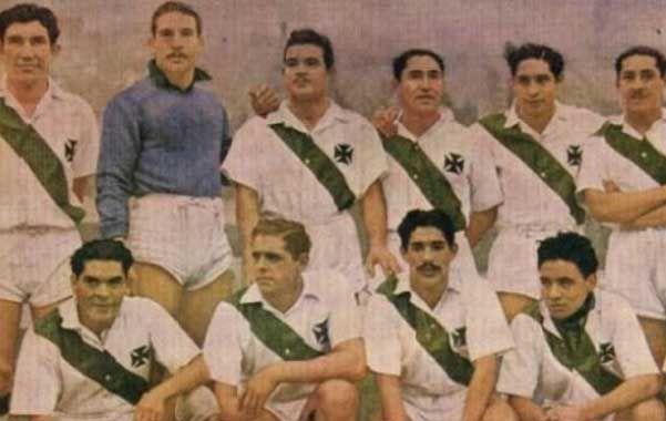 El equipo Green Cross de Chile