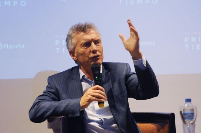El ex presidente Mauricio Macri pidió que la Justicia actúe en el caso de la intimidación de Aníbal Fernández a Nik.