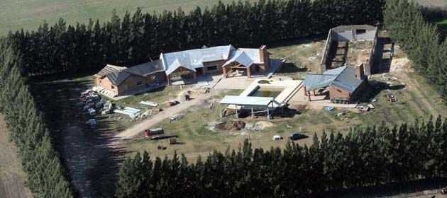El intendente de Pérez dijo que la chacra de Cantero no tenía permiso de edificación