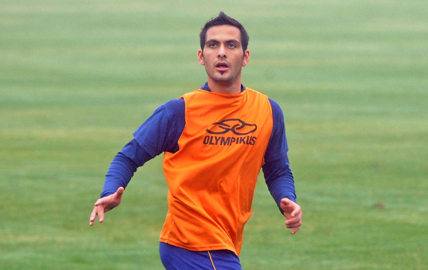 A la cancha. Ballini ingresará por Nery Domínguez en el mediocampo canalla.