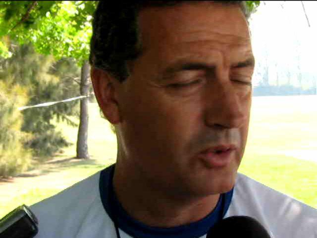 Central: Borzani no jugará el clásico y a Zelaya lo esperarán hasta el final