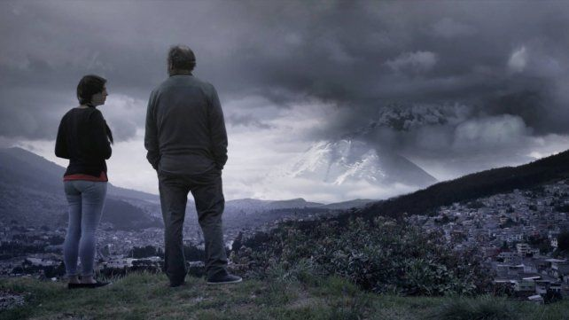 Naturaleza. El volcán Cotopaxi protagoniza el film dramático del ecuatoriano Juan Jácome.