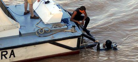 Continúan buscando al chico del grupo de Castells que desapareció el sábado en el río