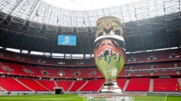 El viernes a las 16, Italia enfrentará a Turquía en Roma inaugurando la Eurocopa.