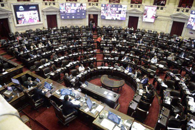 Nueva pulseada entre el oficialismo y la oposición en Diputados