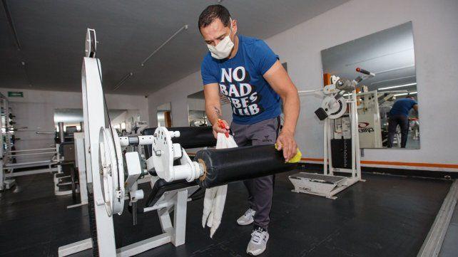 La rebelión de los gimnasios. Aseguran que el 70 por ciento de los locales de actividad física