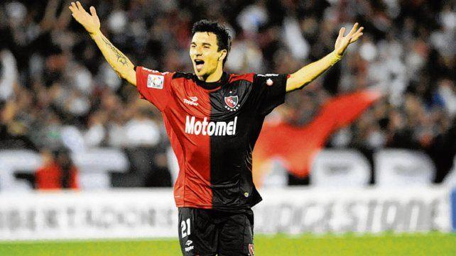 Scocco pudo hacer dos en la Libertadores