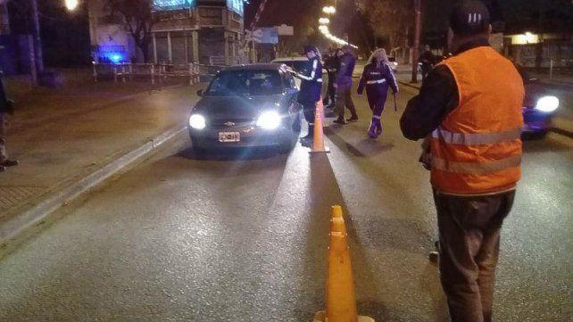 Operativos. La Secretaría de Control y Convivencia Ciudadana del municipio realizó los controles de tránsito.