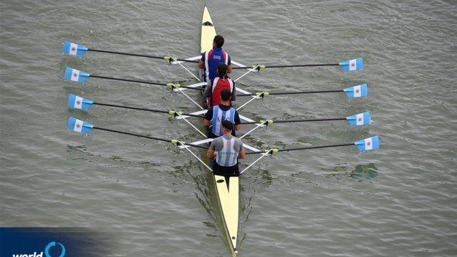 El bote integrado por Ignacio Pacheco
