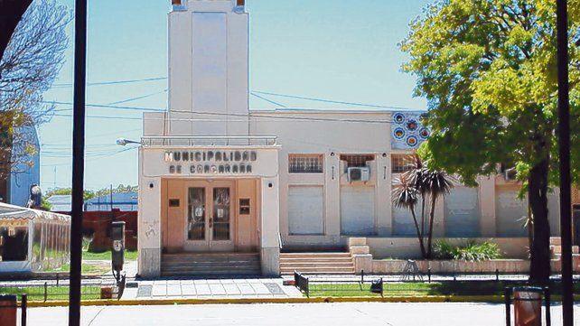 manos a la obra. El municipio retoma la prestación de los servicios para atender necesidades de los vecinos.