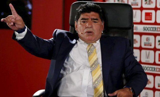 Maradona: A la AFA hay que meterle una bomba y hacerla de nuevo