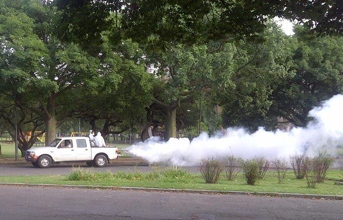 En Santa Fe no hay casos autóctonos de dengue, aseguraron desde el municipio