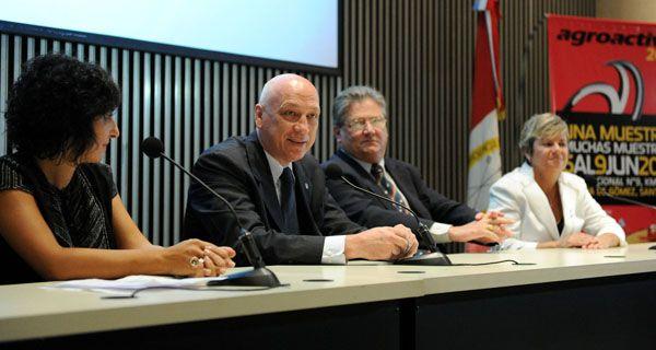 Bonfatti aseguró que en la reforma tributaria pagará más el que más tiene