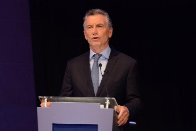 Macri y Alberto Fernández se cruzaron por Venezuela