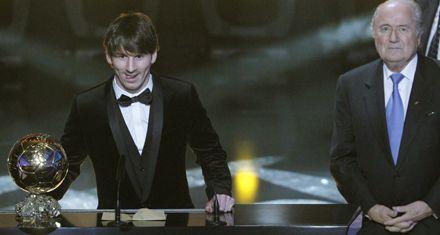 Messi sigue siendo el rey