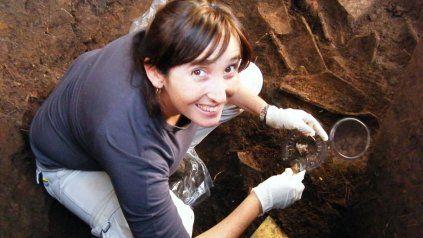 María Victoria Roca, una antropóloga especializada en arqueología de la Universidad Nacional de Rosario (UNR). Ahora vive en Misiones y como becaria posdoctoral del Conicet Investiga las misiones jesuíticas de guaraníes. Rosarina por el mundo.