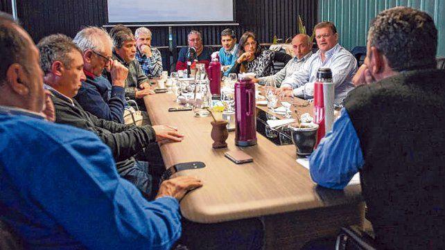 representantes. Los municipales eligieron sus delegados paritarios por Festram.