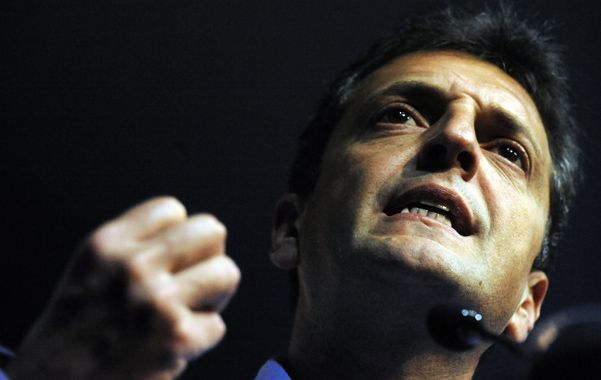 """Massa prometió que si es presidente va a """"pulverizar el impuesto a las Ganancias"""". (G.de los Rios)"""