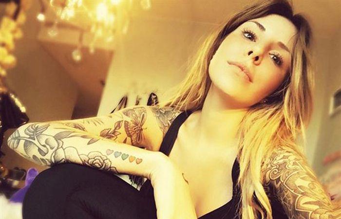 La hija de Marcelo Tinelli pasó una vez más por las agujas.