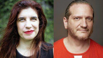 Luciana Peker y Dario Sztajnszrajber
