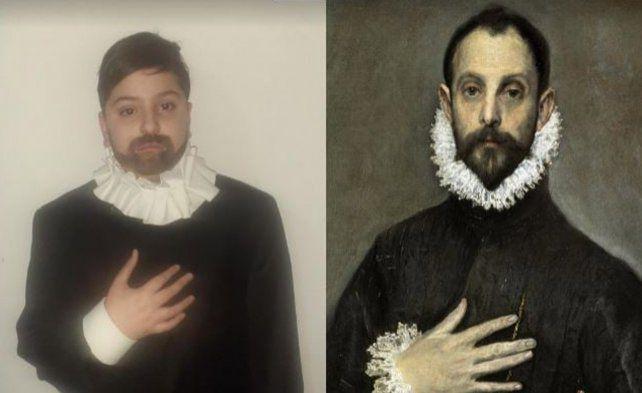 Juan Sebastián Andrada Huss , 6° grado.