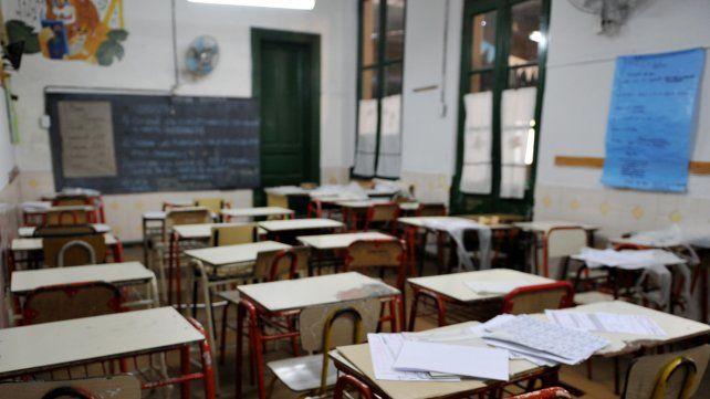 Alesso dijo que el gobierno provincial no tiene voluntad de mejorar la oferta a docentes