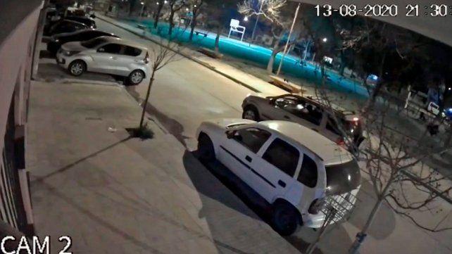 Video: Atacaron a balazos la casa de un dirigente sindical
