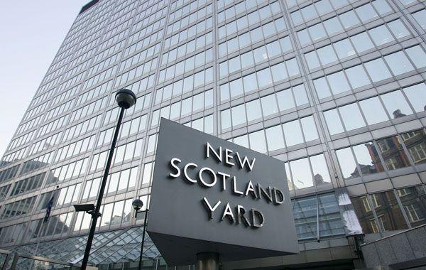 El emblemático cuartel general policial inaugurado en 1967.