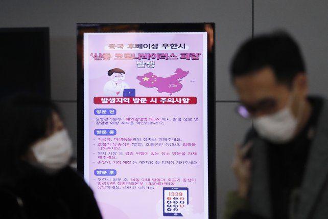 Ya son 132 los muertos por el coronavirus en China