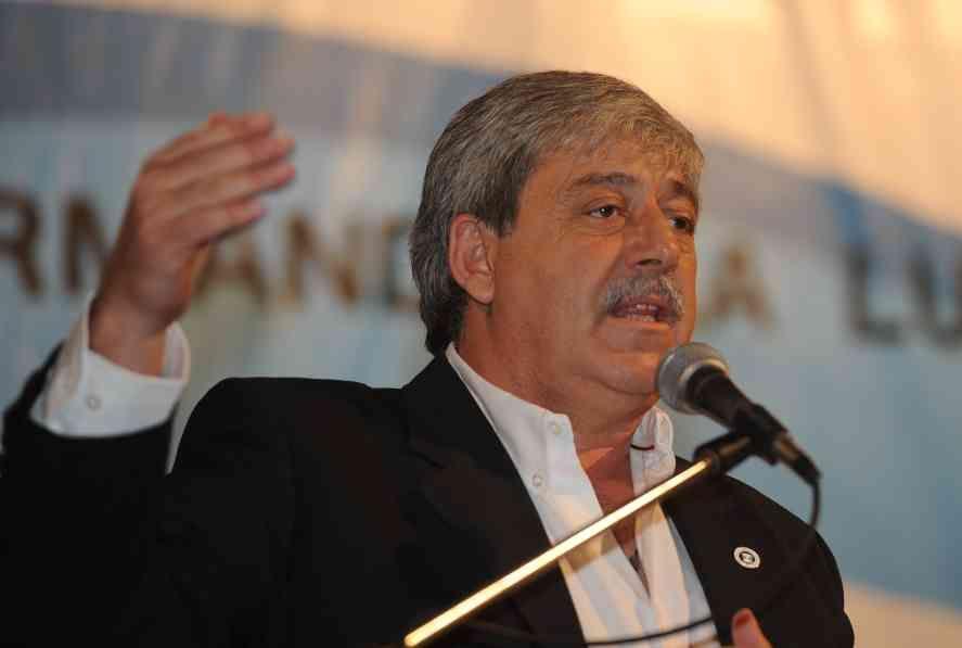 El dirigente agrario quiere un acercamiento con las centrales obreras. (Foto: E.Rodríguez)
