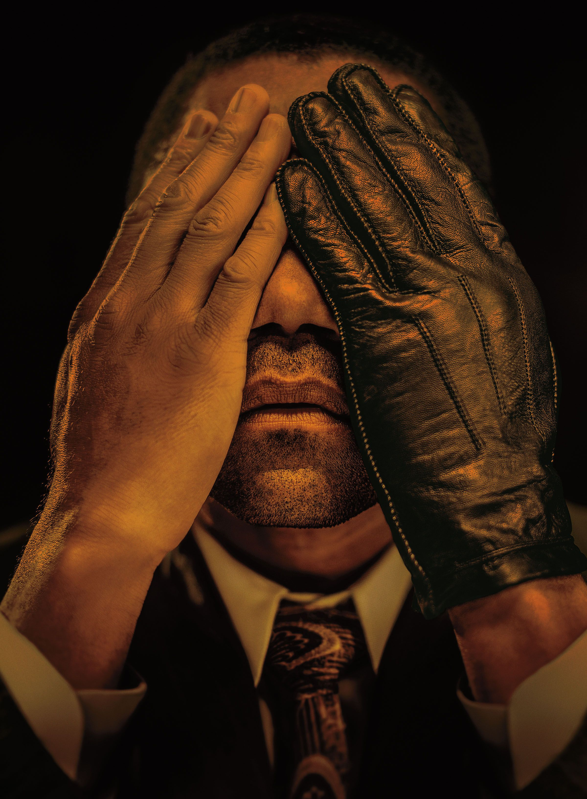 Ojos que no ven. Cuba Gooding Jr. interpreta a O.J. Simpson en la serie.