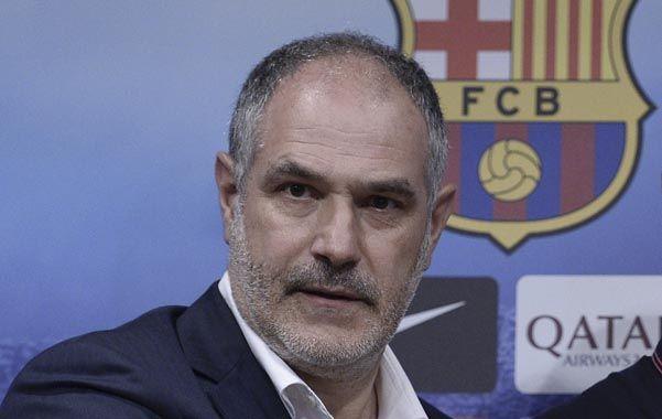 Adiós. Andoni Zubizarreta dejará de ser director deportivo blaugrana.