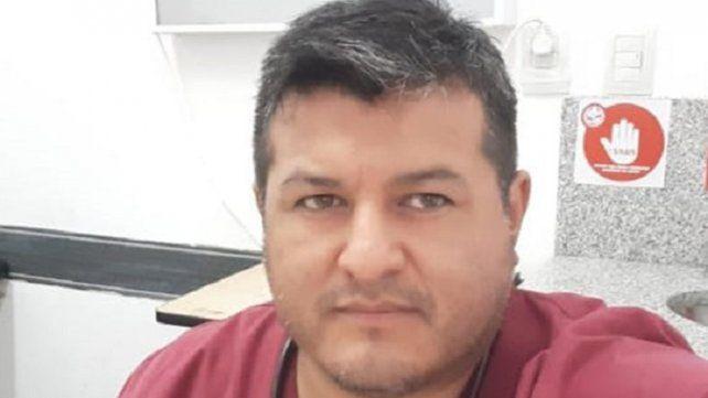 Santiago Gerónimo tenía 44 años.