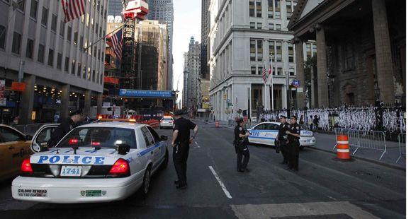 Nueva York depliegua un gran operativo antiterrorista en la víspera del aniversario del 11-S