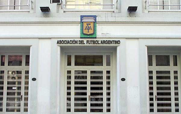 Bajo sospecha. La sede de la AFA es testigo de múltiples investigaciones.