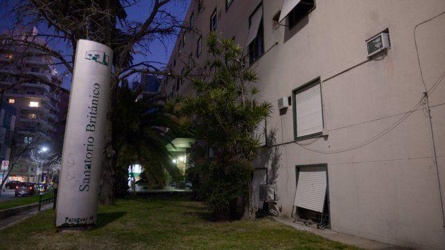El obstetra Raúl Casanova trabajó durante más de 30 años en el Sanatorio Británico.