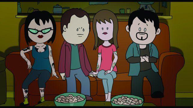 "La película animada argentina ""Lava"""