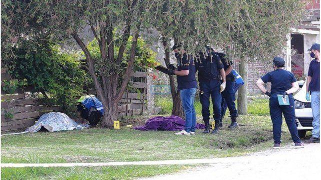 El domingo pasado un triple homcidio en barrio Los Paraísos sacudió a la sociedad paranaense.