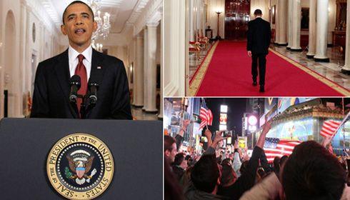 Estados Unidos anunció que posiblemente hoy muestre una foto de Bin Laden muerto