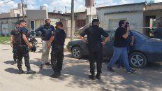 Crimen en Venado Tuerto. Un vecino mató a otro y luego se suicidó. (Foto Radio Jota)