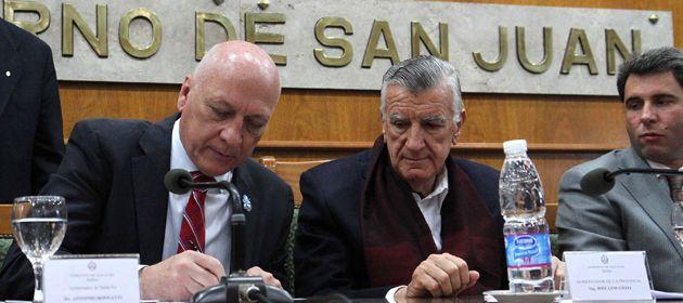 Santa Fe estrecha lazos con San Juan para potenciar el Corredor Bioceánico