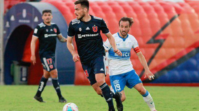 El venezolano Mago casi no jugó este año en Universidad de Chile y quiere cambiar de club .