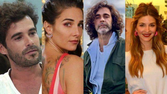Un hilo de Twitter recordó insólitas parejas de famosos argentinos